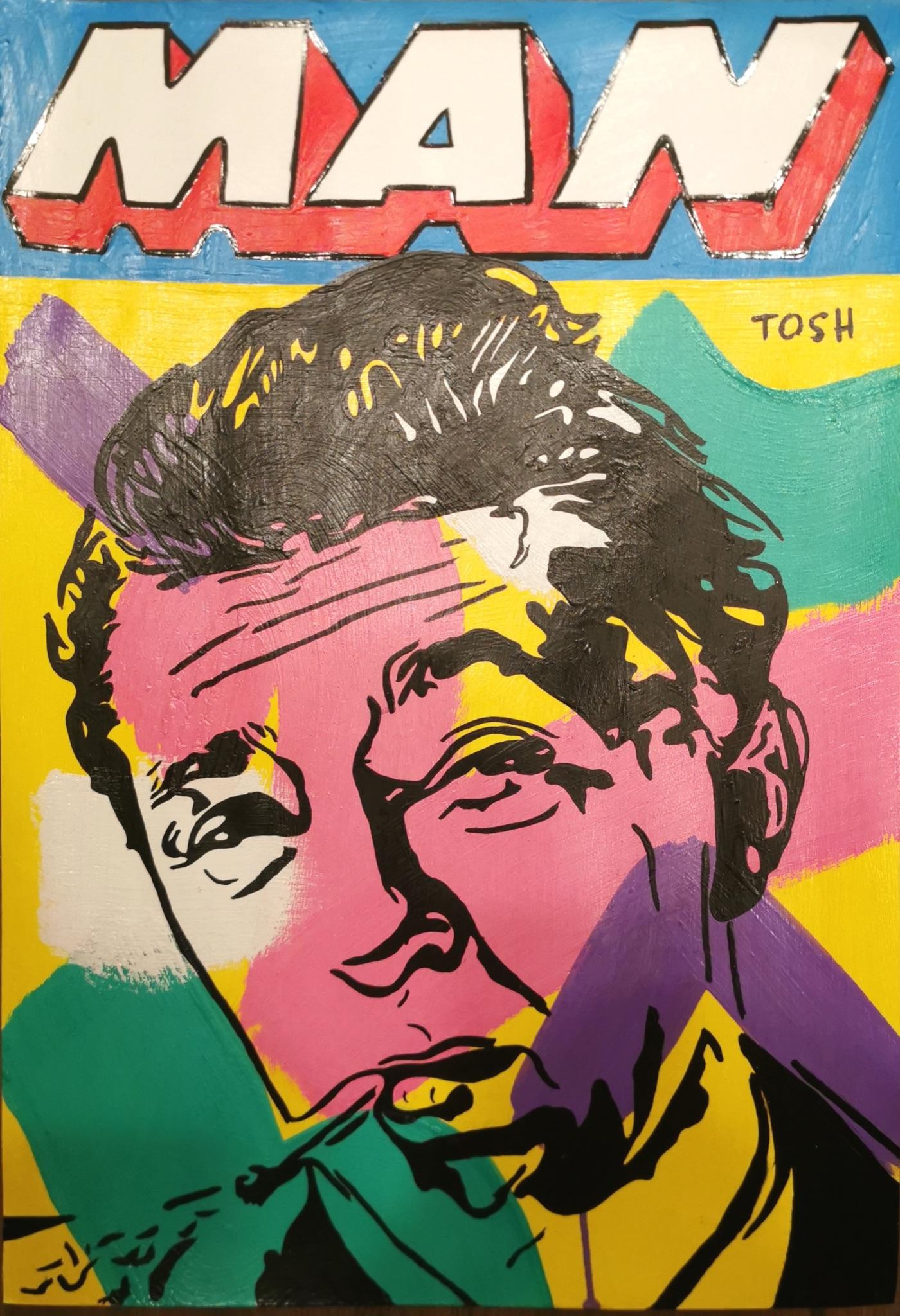 Merlino Bottega D Arte andrew tosh | biography | art collection online for sale on