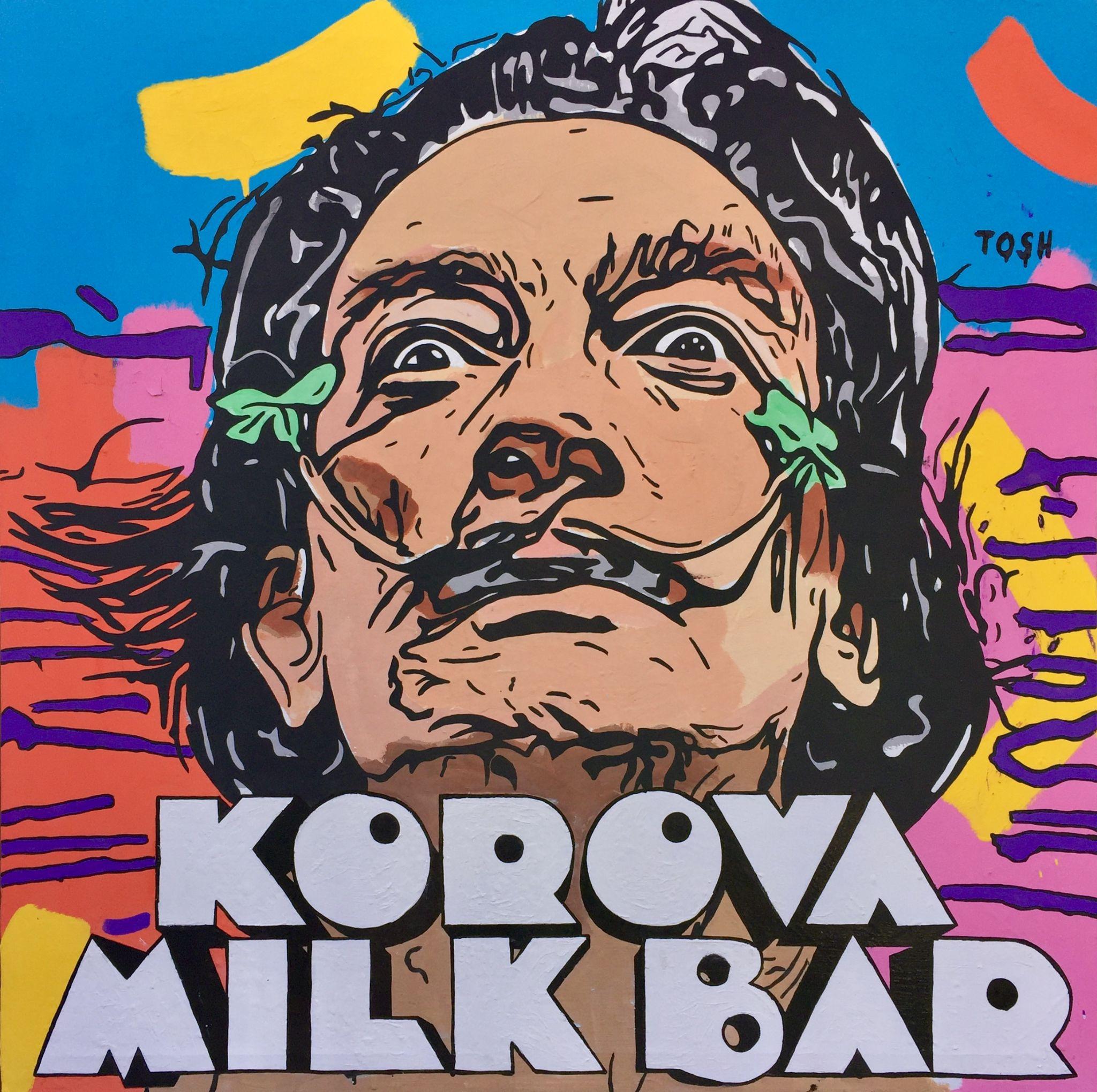 Merlino Bottega D Arte korova milk bar