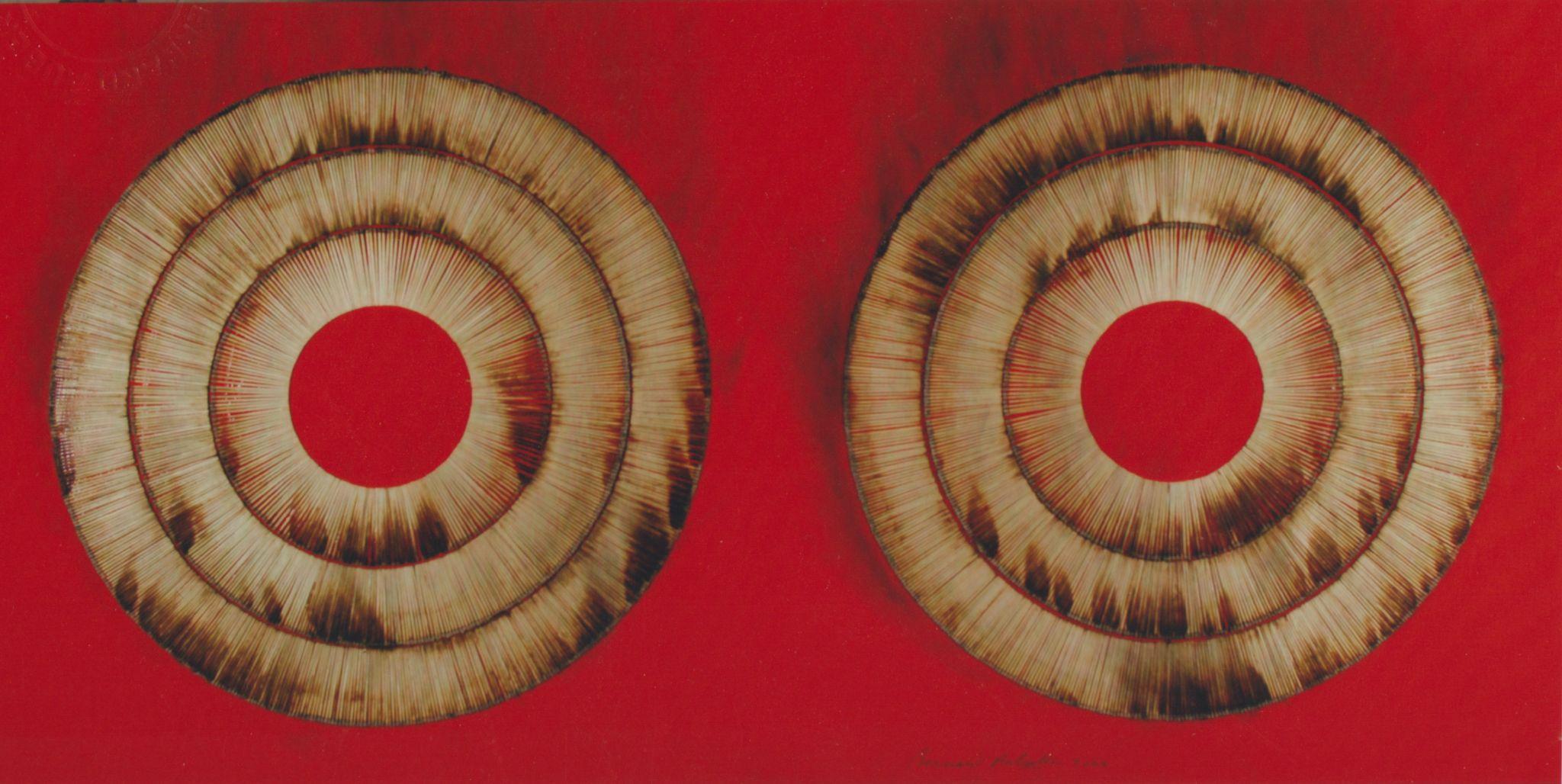 Bernard Aubertin Dessin De Feu Art Collection Online For Sale